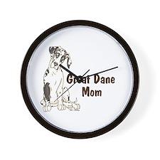 NH GD Mom Wall Clock