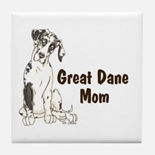 NH GD Mom Tile Coaster