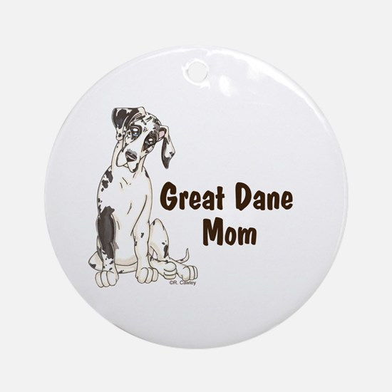 NH GD Mom Ornament (Round)