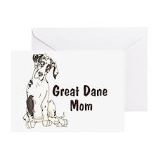 NH GD Mom Greeting Card
