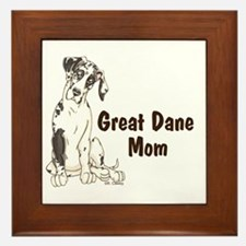NH GD Mom Framed Tile