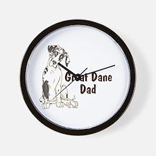 NH GDD Wall Clock