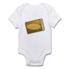 Sudbury Ice Circle Infant Bodysuit