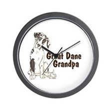 NH GDGP Wall Clock