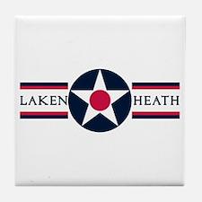 RAF Lakenheath Tile Coaster