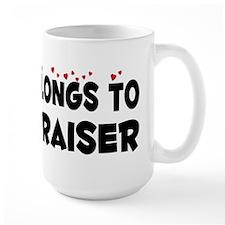 Belongs To An Appraiser Mug
