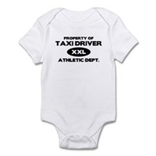 Taxi Driver Infant Bodysuit