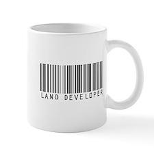 Land Developer Barcode Mug