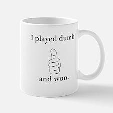 Play Dumb Mug