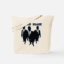 Men In Black 2 Tote Bag