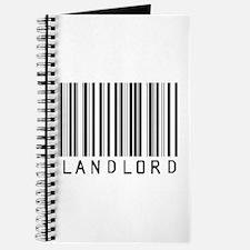Landlord Barcode Journal