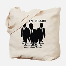 Men In Black 3 Tote Bag