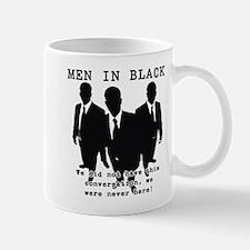 Men In Black 3 Mug