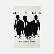 Men In Black 3 Rectangle Magnet