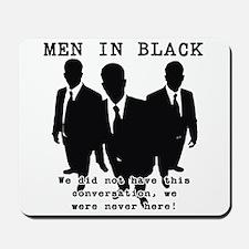 Men In Black 3 Mousepad