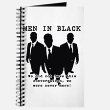 Men In Black 3 Journal