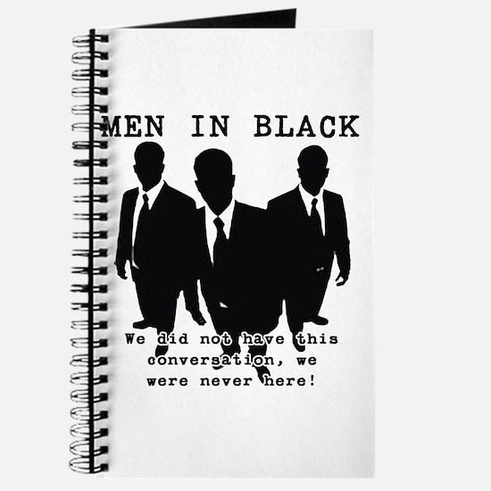 Men In Black 3 Journal