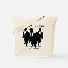 Men In Black 4 Tote Bag