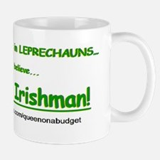 Funny Irish african american Mug