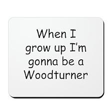 woodturner Mousepad