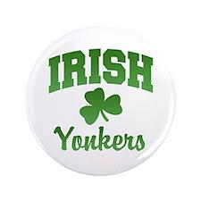 "Yonkers Irish 3.5"" Button (100 pack)"