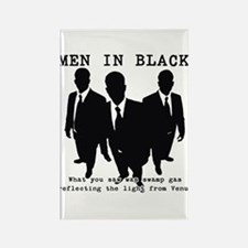 Men In Black 6 Rectangle Magnet