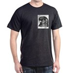 Ancient Shortface Pigeon Dark T-Shirt