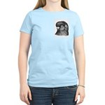 Ancient Shortface Pigeon Women's Light T-Shirt