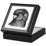 Ancient Shortface Pigeon Keepsake Box