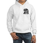 Ancient Shortface Pigeon Hooded Sweatshirt