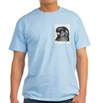 Ancient Shortface Pigeon Light T-Shirt