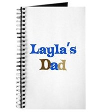 Layla's Dad Journal