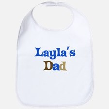 Layla's Dad Bib