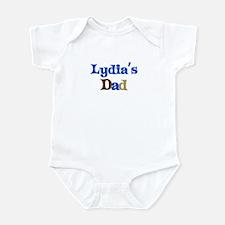 Lydia's Dad Onesie