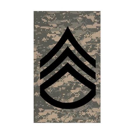 Staff Sergeant Sticker 4