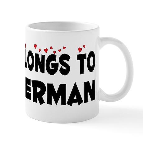 Belongs To An Alderman Mug
