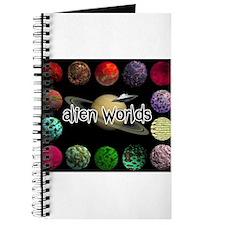 Alien Planets 2 Journal