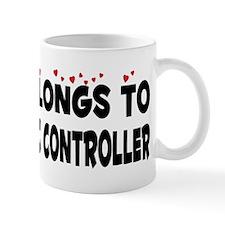 Belongs To An Air Traffic Controller Mug