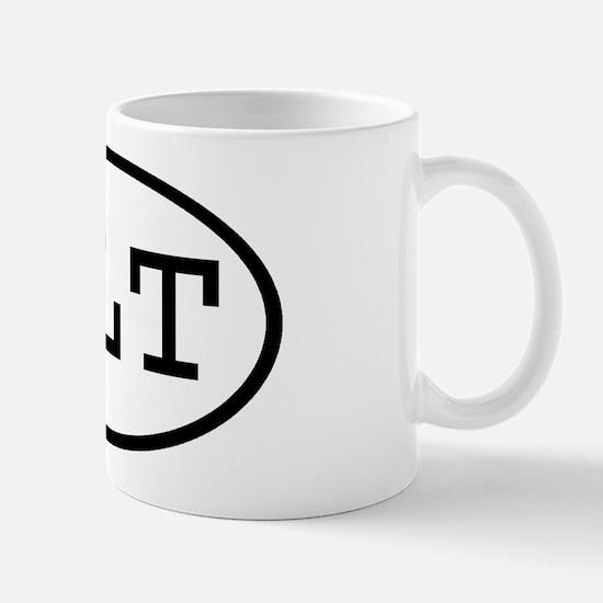 MLT Oval Mug