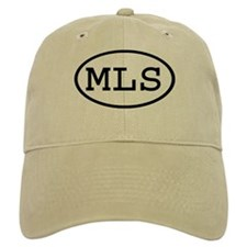 MLS Oval Baseball Cap