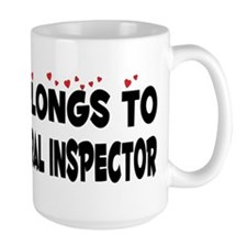 Belongs To An Agricultural Inspector Mug