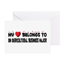 Belongs To An Agricultural Business Major Greeting