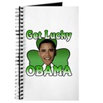 Get Lucky Obama Journal