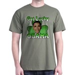 Get Lucky Obama Dark T-Shirt