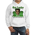 Get Lucky Obama Hooded Sweatshirt