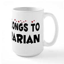 Belongs To An Agrarian Mug