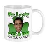 Obama My Lucky Charm Mug