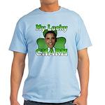Obama My Lucky Charm Light T-Shirt