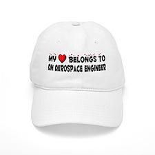 Belongs To An Aerospace Engineer Baseball Cap
