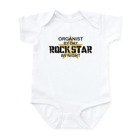 Organist Rock Star Infant Bodysuit